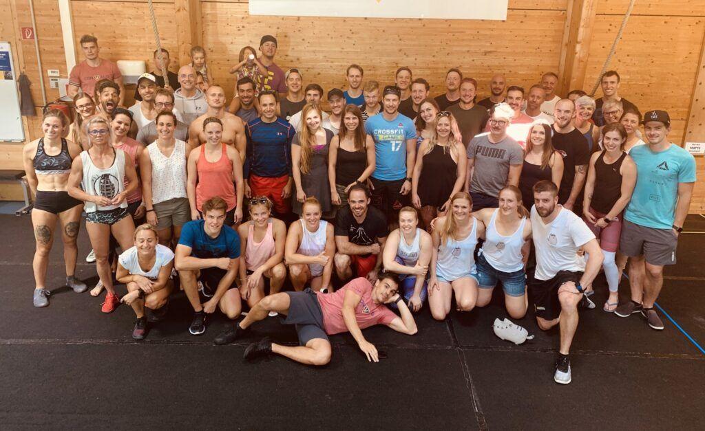 CrossFit in Salzburg