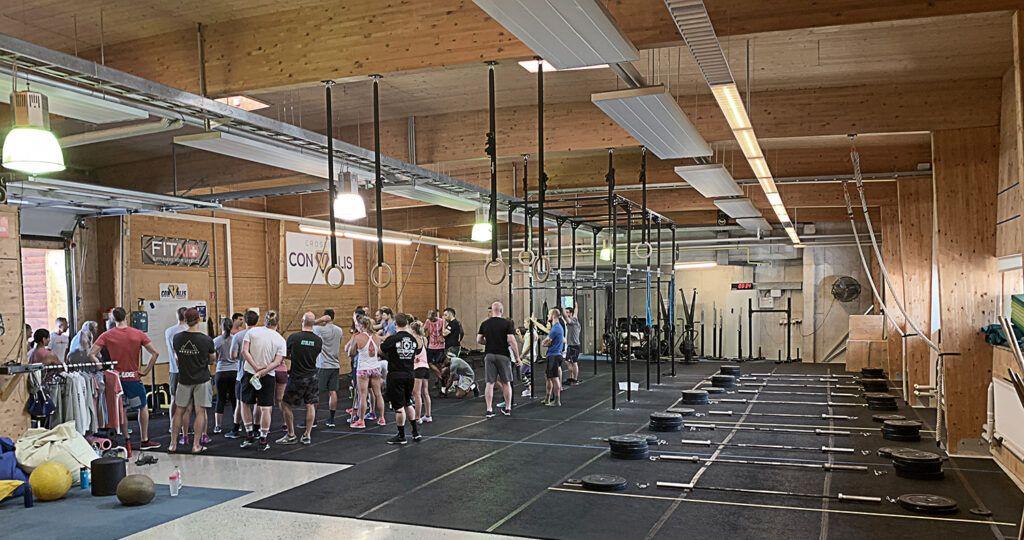 Fitnessstudio in Salzburg